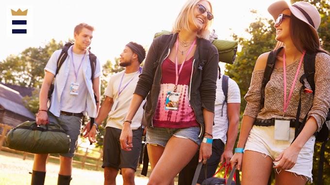 Music festival essentials 2021