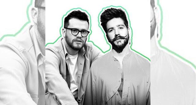 """Sam Fischer estrena el remix de su tema """"This City"""" junto a Camilo"""