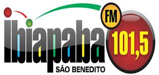 Rádio Ibiapaba FM de São Benedito Ceará ao vivo...