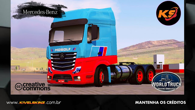 NEW ACTROS - MOSOLF