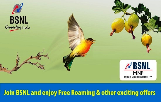 BSNL revised Welcome Offer : 500MB / 350 MB Free Data for each new prepaid mobile customers from 30th May 2017 on wards in all the circles