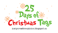 25 Days of Christmas Tags SUPERSTAR