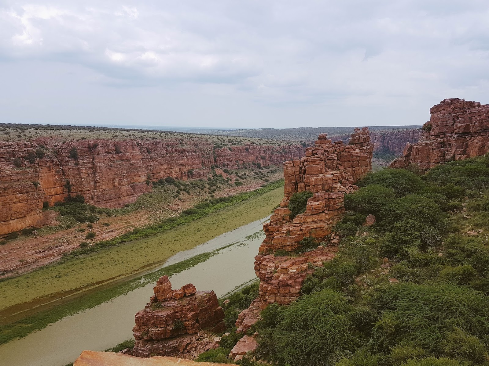 Gandikota Grand Canyon