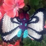 PATRON GRATIS BUTTERFREE POKEMON AMIGURUMI 22600