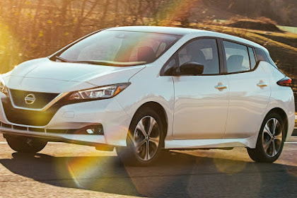 2021 Nissan Leaf Review, Specs, Price