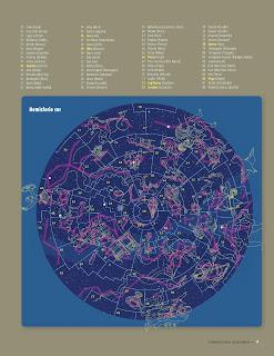 Apoyo Primaria Atlas de Geografía del Mundo 5to. Grado Capítulo 1 Lección 1 Bóveda Celeste y Constelaciones