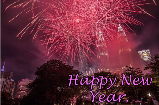 Happy New Year 2021 SMS