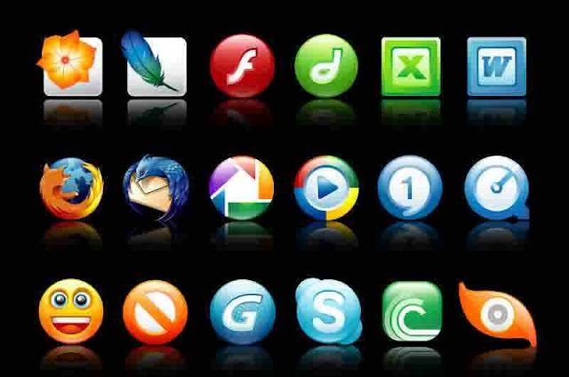 Contoh Aplikasi Adalah