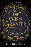 The Wish Granter by C. J. Redwine book cover and review