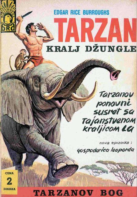 Tarzanov bog - Tarzan