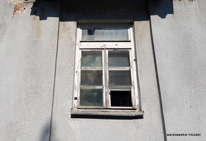 Warszawa Warsaw kamienica dom Praga Północ praskie kamienice praskie klimaty architektura architecture przedwojenna z klimatem okno