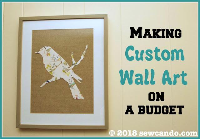 budget wall art