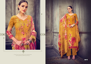 Shree Vijay Kesar Ada Cotton Salwar kameez