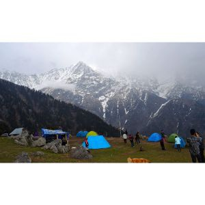 Triund Trek and Laka Must visit destination 2021