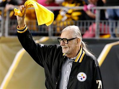 Romero e gli Steelers
