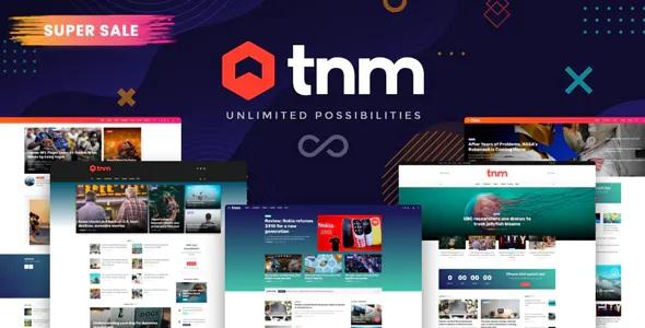 Best Ecommerce Magazine WordPress Theme
