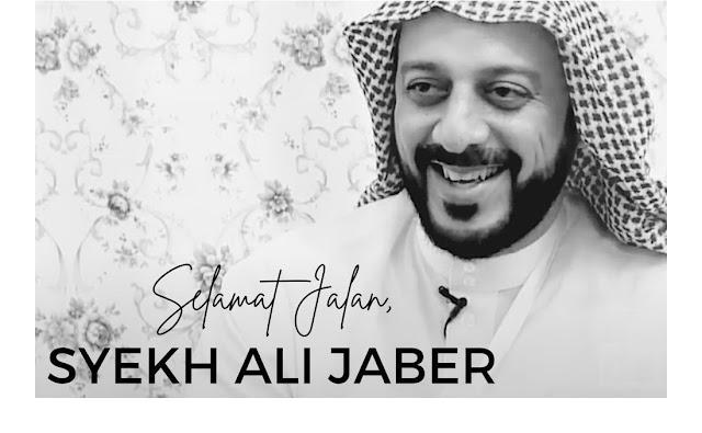 Kerabat Minta Ikhlaskan Kepulangan Syekh Ali Jaber, Umat Islam Dimohon Shalat Gaib Untuk Beliau