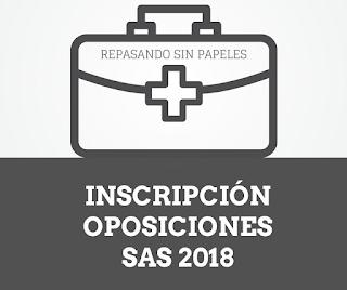 oposiciones-sas-2018