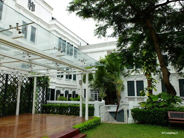 sofitel legend hanoi colon indochine jardins hanoi vietnam
