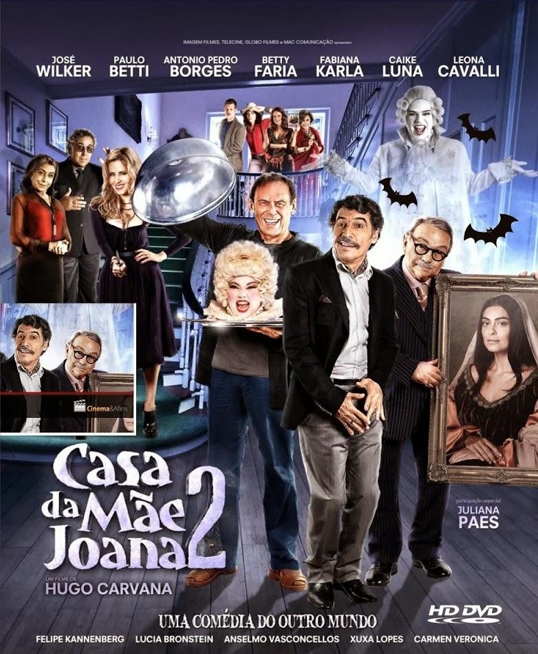 Casa da Mãe Joana 2 – Nacional (2013)