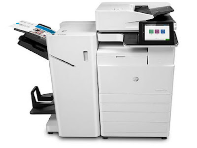Image HP LaserJet MFP E77822 Printer Driver