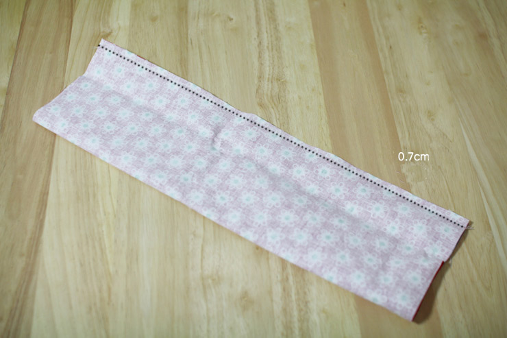 How to make pencil case. DIY step by step tutorial instruction.