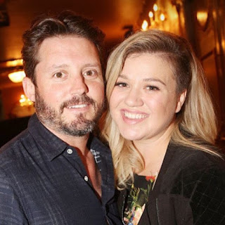 Kelly Clarksonand her husband Brandon Blackstock