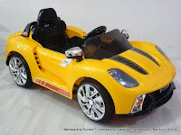Mobil Mainan Aki Junior CH9919 Porsche