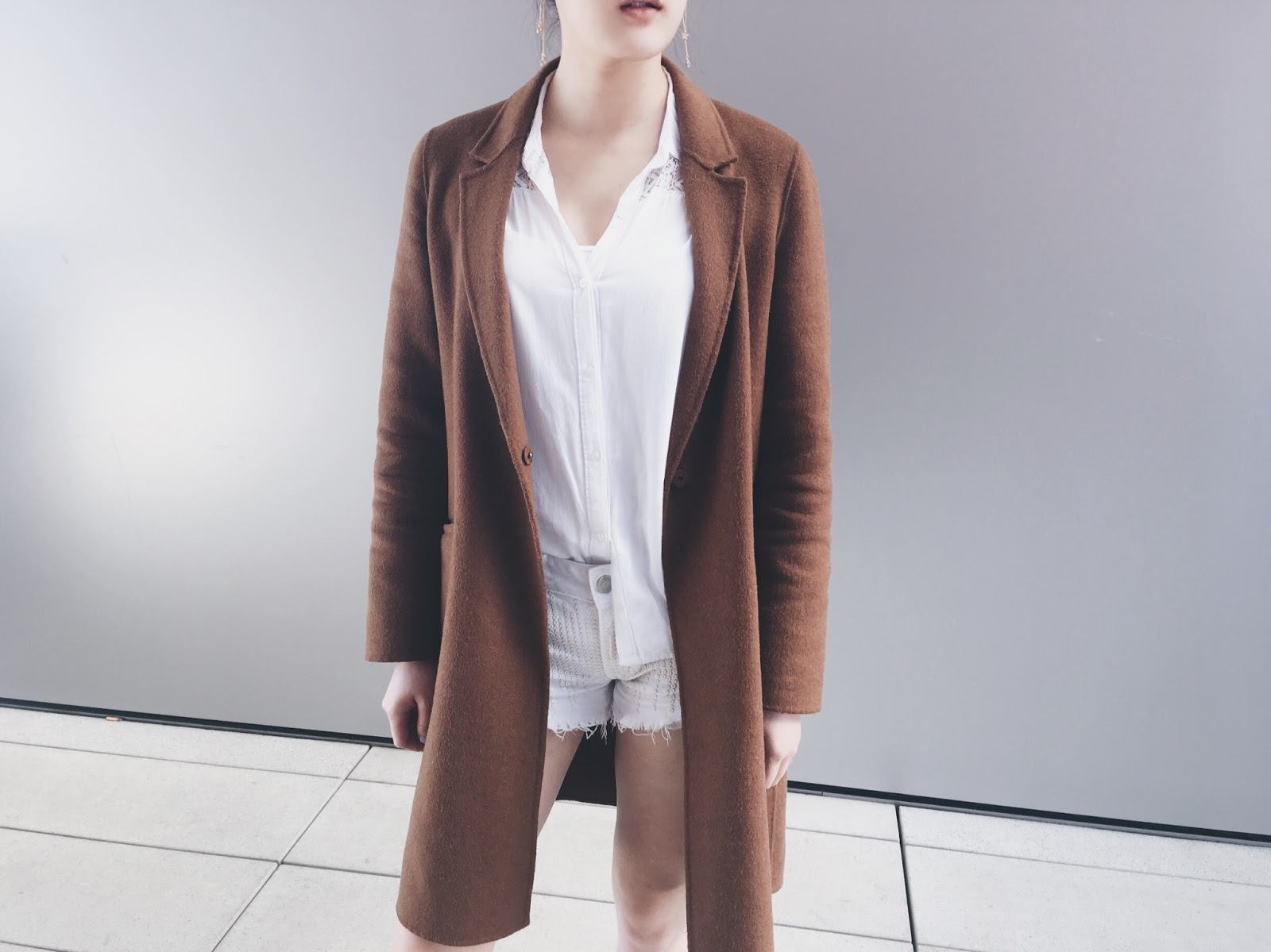 THE CAMEL COAT | aesteblanc.blogspot.com