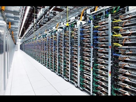 Data center milik Google