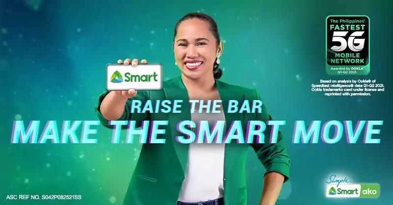 Hidilyn Diaz joins Team Smart