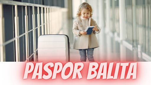 Cara bikin paspor balita