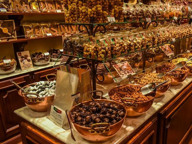 Dove comprare e mangiare cioccolato a Bruxelles