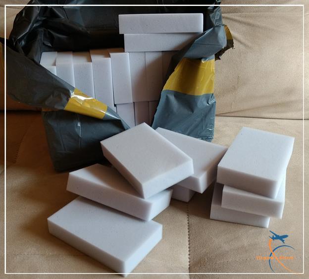 Esponjas Mágicas de limpeza - aliexpress