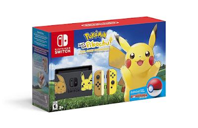 Yuk Intip Deretan Fitur Terbaru Yang Dimiliki Nintendo Switch Pokemon