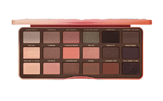 Too Faced Sweet Peach Eyeshadow Palette-arelaxedgal.com