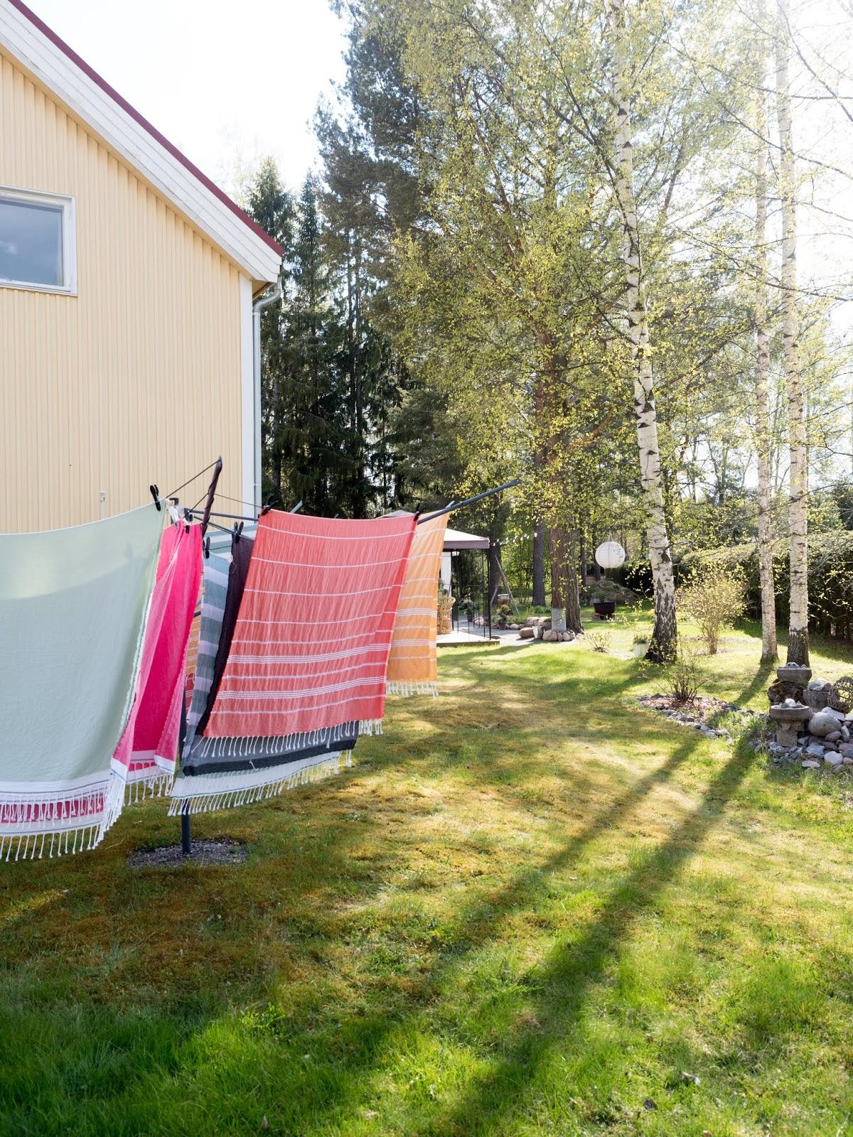 pyyhekauppa lina