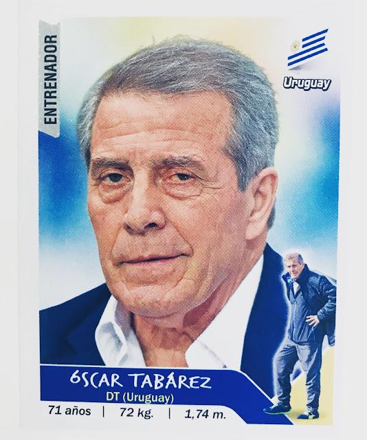 Figurina Tabarez Copa America 2019