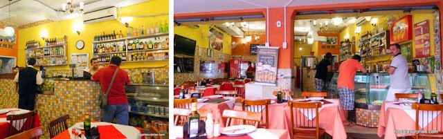 Restaurante Stambul em Copacabana, Rio de Janeiro