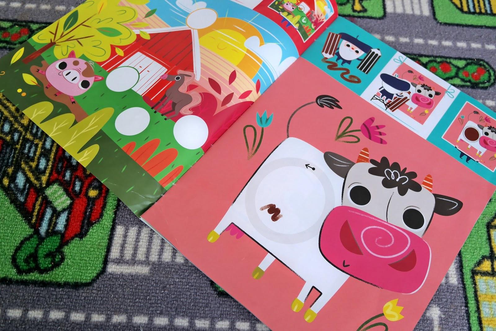 magazyn przyjazny dzieciom