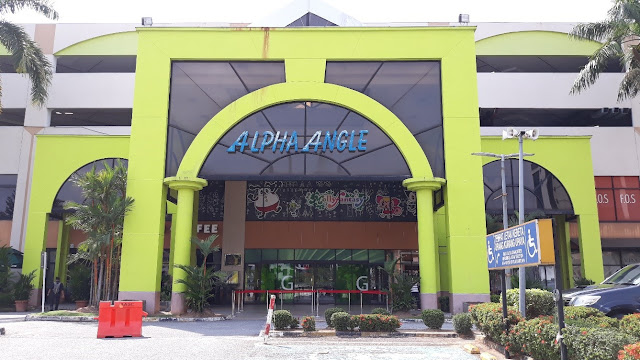 Alpha Angle Shopping Mall
