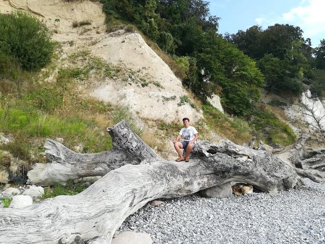 U stóp klifów - Sassnitz