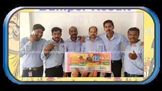 Thiruvonam Bumper 2019 1st prize winners, thiruvonam bumper result 2019, onam bumper result,
