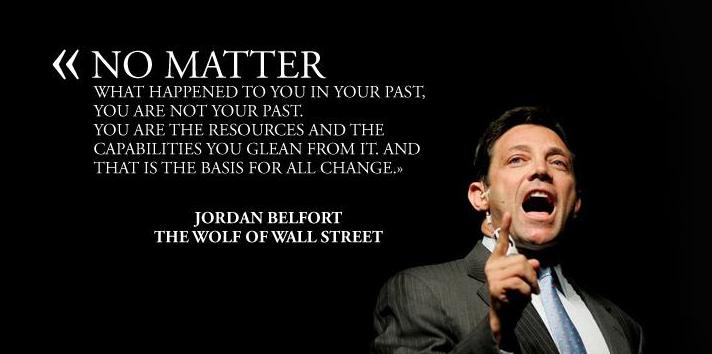Jordan Ross Belfort, Sói già phố Wall