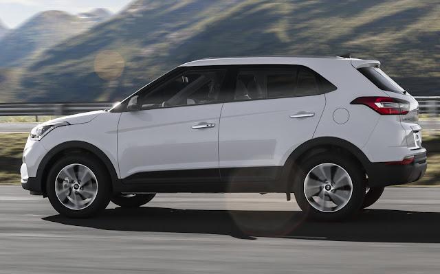 Novo Hyundai Creta 2020 - Prestige - Branco