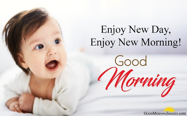 good morning baby hd images