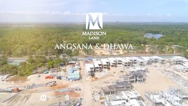 tiến độ thi công dự án Angsana Residences ngày 01/01/2021