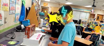 STEAM project 5th grade