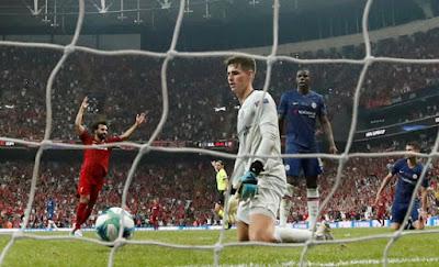صور فوز نادي ليفربول كأس السوبر 2019