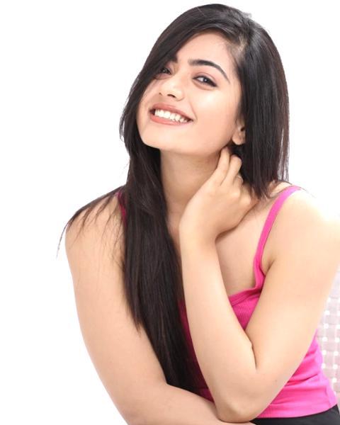 Rashmika Mandanna South Indian Actress DP